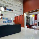 tas designbuild's dia lobby